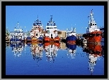 Fremantle, Australia, Port, Statki
